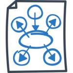 Human Resources Systems Icon