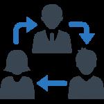 Organizational Change Icon