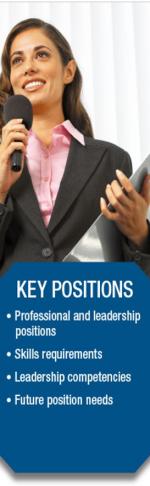 key positions