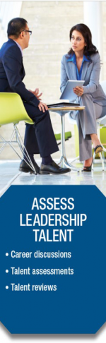 access leadership talent
